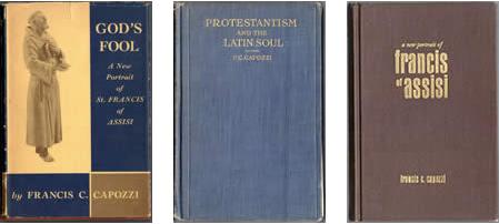Francis C Capozzi books