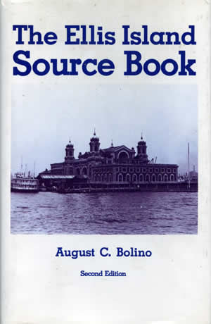 the ellis island source book