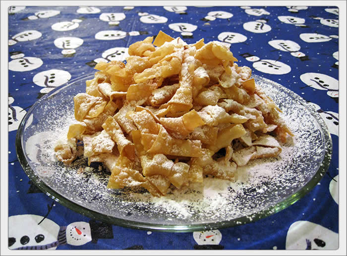 Italian Bow Tie Cookie Recipe Anthony S Italian American Recipes