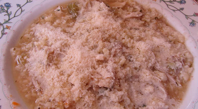 chicken soup recipe mid banner