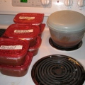 Freezing The Sauce And Meatballs
