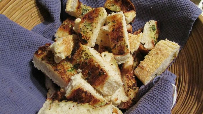 Garlic Bread 5107419118