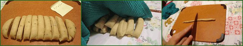 taralli dough